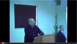 Ομιλία του Ν. Κοτζιά, στο Δήμο Νέας Ιωνίας στις 9-2-2014