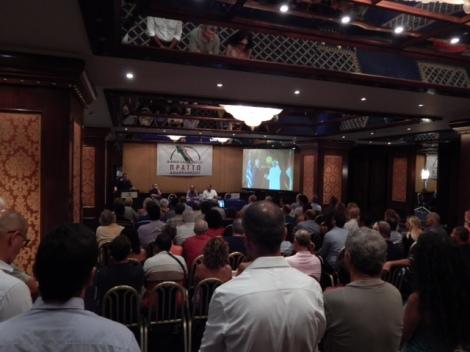 Στιγμιότυπα από την συνέλευση μελών ΠράττωΔωδεκανήσου