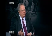Συνέντευξη Νίκου Κοτζιά στις «Ιστορίες» του ΣΚΑΪ