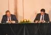 Συνάντηση Υπουργού Εξωτερικών, Ν. Κοτζιά, με Υπουργό Εξωτερικών Βουλγαρίας, D. Mitov, στο πλαίσιο των εργασιών του Ανώτατου Συμβουλίου Συνεργασίας Ελλάδας –Βουλγαρίας