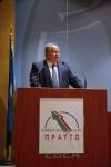 Φωτογραφίες από την ομιλία του Προέδρου του ΠΡΑΤΤΩ & ΥΠΕΞ, Ν. Κοτζιά στοΕΒΕΑ