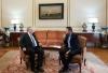 Συνέντευξη ΥΠΕΞ, Ν. Κοτζιά, στην εκπομπή του ALPHA «Αυτοψία» και τον δημοσιογράφο Αντ.Σρόιτερ