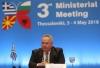 Συνέντευξη τύπου ΥΠΕΞ, Νίκου Κοτζιά, με το πέρας των εργασιών της 3ης Υπουργικής Συνάντησης Ελλάδος-Αλβανίας-Βουλγαρίας & πΓΔΜ (Θεσσαλονίκη, 3-4 Μαΐου,2018)